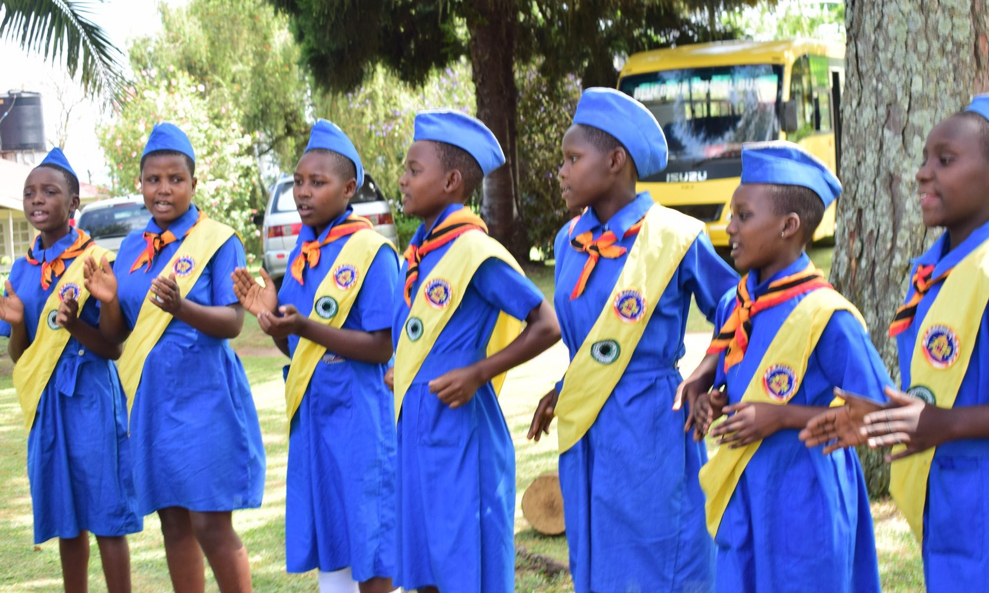 Membership  U2013 Uganda Girl Guides Association